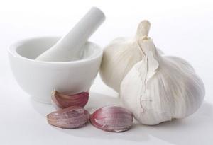Рецепты народной медицины с чесноком