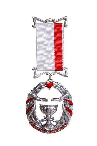 Орден за заслуги в развитии медицины и здравоохранения