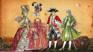 Герань стала украшением королевских балов Британии