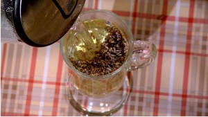 Лавандовый чай полезен при простуде