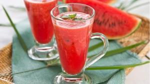 Арбузный сок – от жажды и от камней