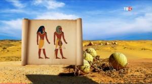 Первые арбузы были найдены египтянами