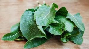 Листья хрена добавляют в салаты