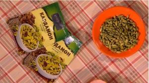 Кардамон поможет избавиться от запаха чеснока и лука