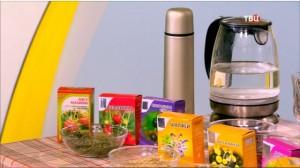 Самый распространенный травяной чай от простуды