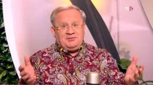 Этнотравник Фадеев в программе Настроение на ТВЦ