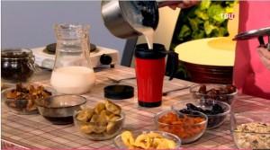 Инжир с молоком – отхаркивающее народное средство