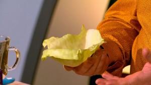 Капустные листья – для суставов
