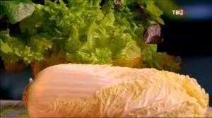 Кочанный и листовой салат