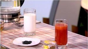 Мумие с молоком или с соком