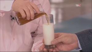 Мумие с молоком