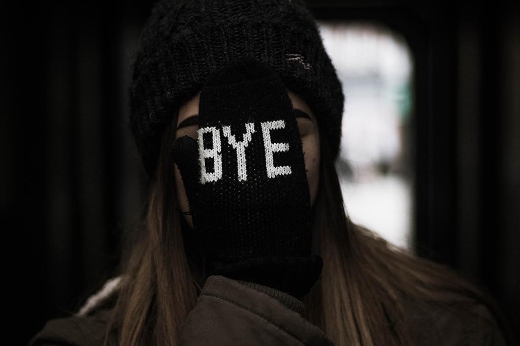 Прощай!