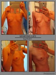 Как увеличить грудь на 1 размер за месяц