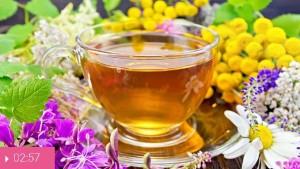 Травяной чай – здоровье круглый год