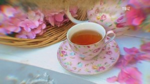 Чай из гортензии