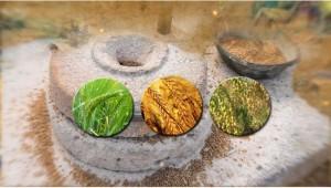 Семена растений использовали в пищу с древних дней