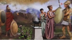 Воинам Александра Македонского давали лакрицу