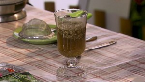 Напиток из амаранта