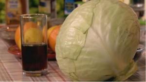 Капустный и свекольный сок – от бляшек в сосудах