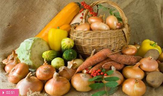 Овощи – средство для иммунитета