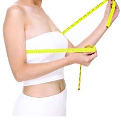 Увеличение груди нулевого размера безоперационно