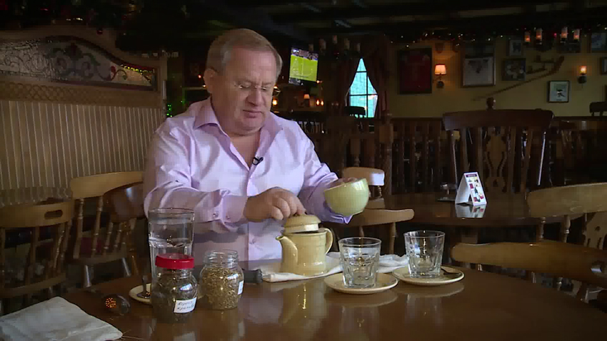 40 Чай от шлаков при переедании