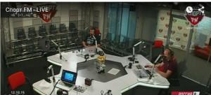 Фадеев на Спорт-FM