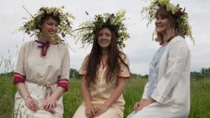 Духи 12 священых трав защищали семью от болезней весь год