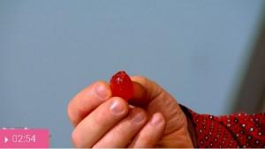 Ягода барбариса похожа на всем известные конфеты – барбариски