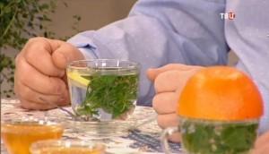 Чай от простудных заболеваний: шалфей и мелисса