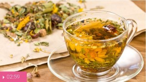 Травяной чай от простуды можно пить 3-4 раза в день