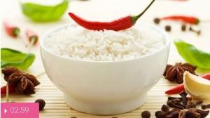Рис – поможет очистить организм от шлаков