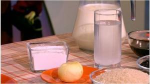 Отвар риса успокаивает моторику кишечника