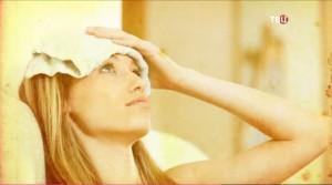 Компресс при головной боли