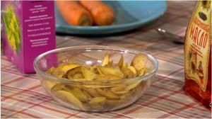 Помогут картофельные очистки