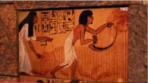 Хлебопечение в древнем Египте