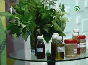 Природная аптека – масла трав