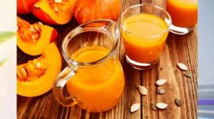 Сок тыквы поможет от бессонницы