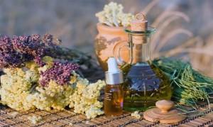 Лечебное масло растений