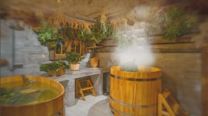 Парная баня – средство от отеков