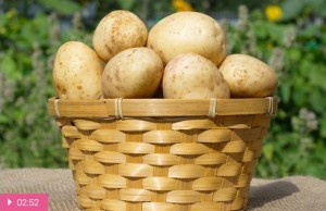 Картошка – народное средство от изжоги