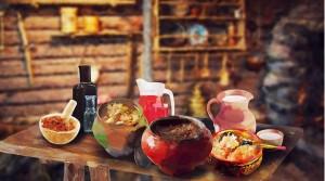 Пища наших предков