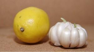 Холодный настой из чеснока с лимоном