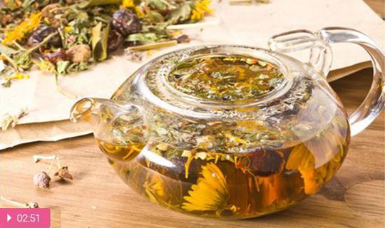 Ромашковый чай – для желудочно-кишечного тракта