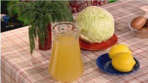 Польза соков из овощей