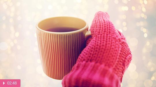 Зимний чай – от простуды