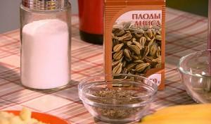 Анис и рецепты от кашля