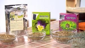 Травы для лечебных ванн