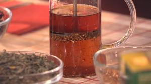 Экзотический чай ройбуш