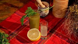 Сок петрушки поможет отбелить кожу